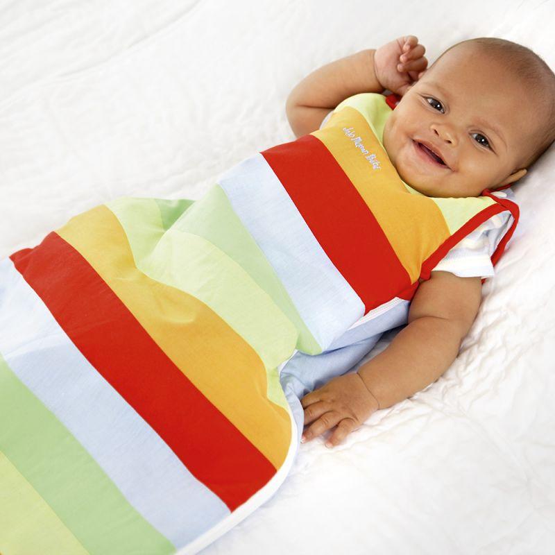 Saco dormir bebés 1.5 Tog Arco Iris