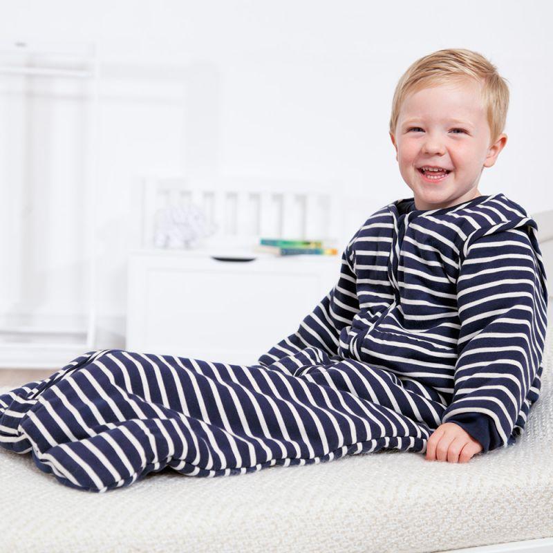 Saco Dormir Niños hasta 4 Años. 3,5 Tog en color azul
