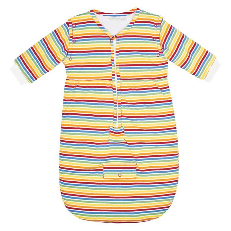 Saco dormir bebé 2.5 tog Especial Viaje arco iris