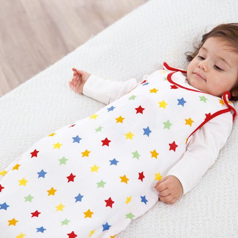 Saco dormir Bebé Estrellitas de 1 tog
