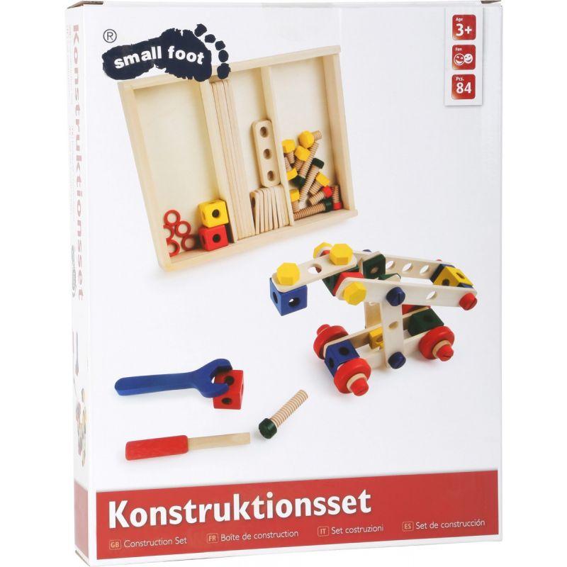 Set de Construcción 84 piezas