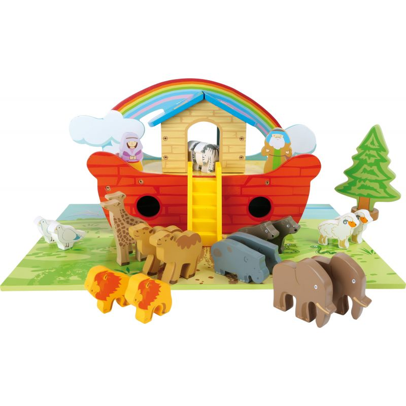 Set de Juego de madera Arca de Noé - Legler