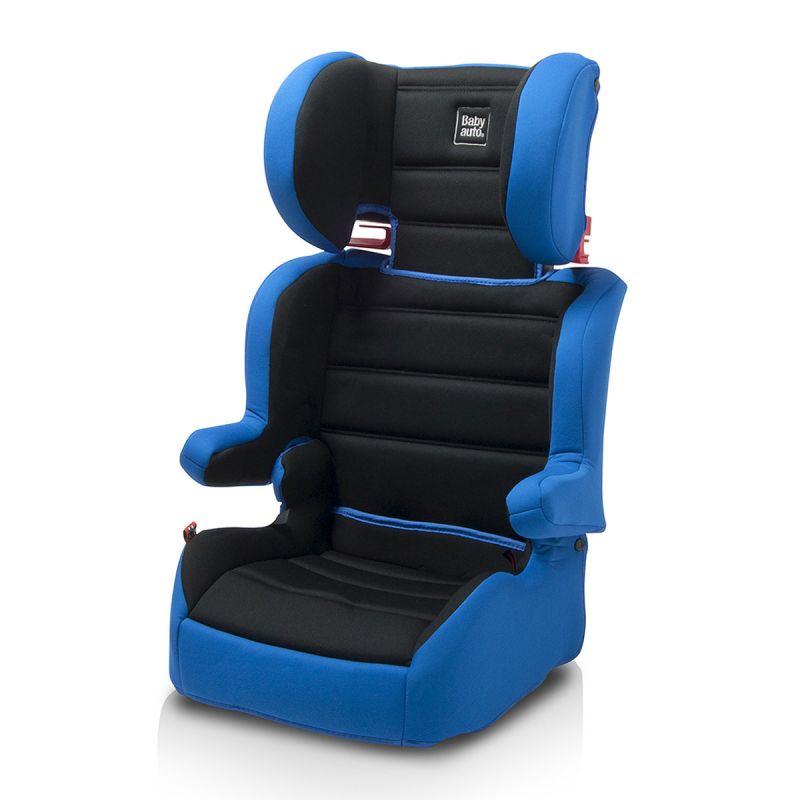 Silla de Coche Cubox  Grupo 2/3 Babyauto azul y negra
