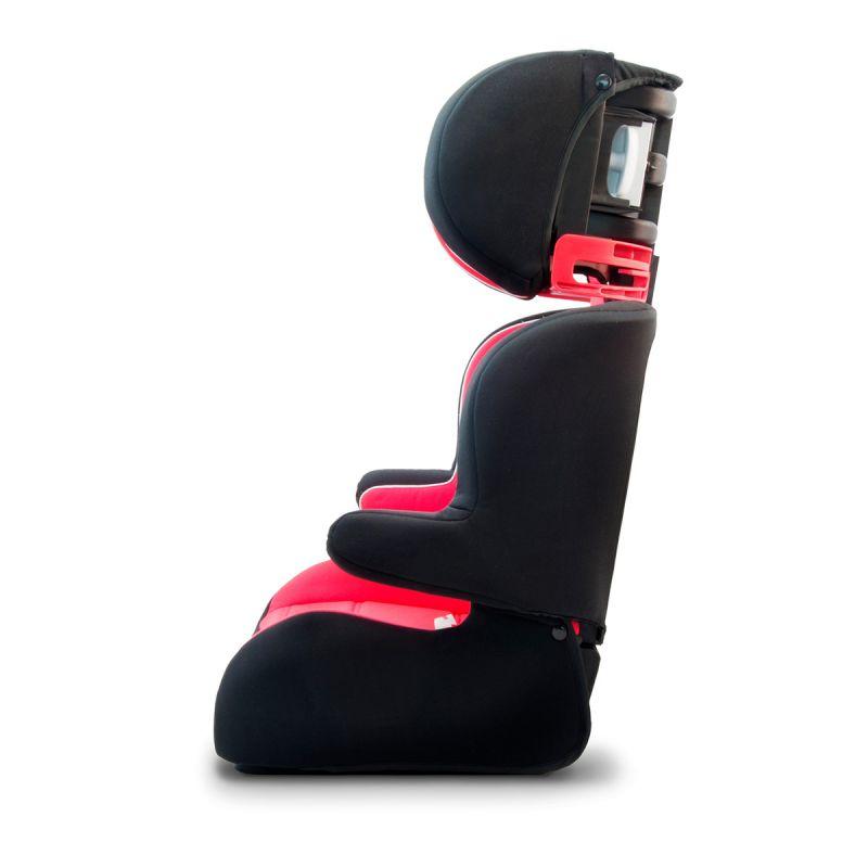 Silla Coche Cubox  Babyauto roja y negra