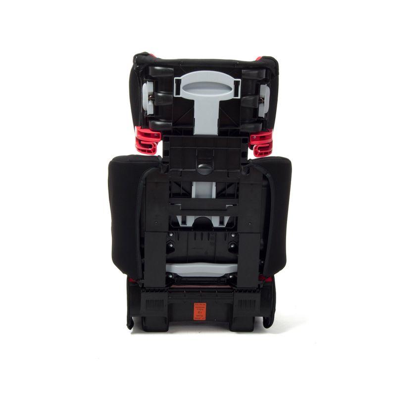 Silla de Coche Cubox  Grupo 2/3 Babyauto roja y negra