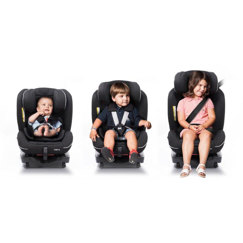 Silla de coche Infinity Fix Grupo 0+1/2/2/3 - Babyauto