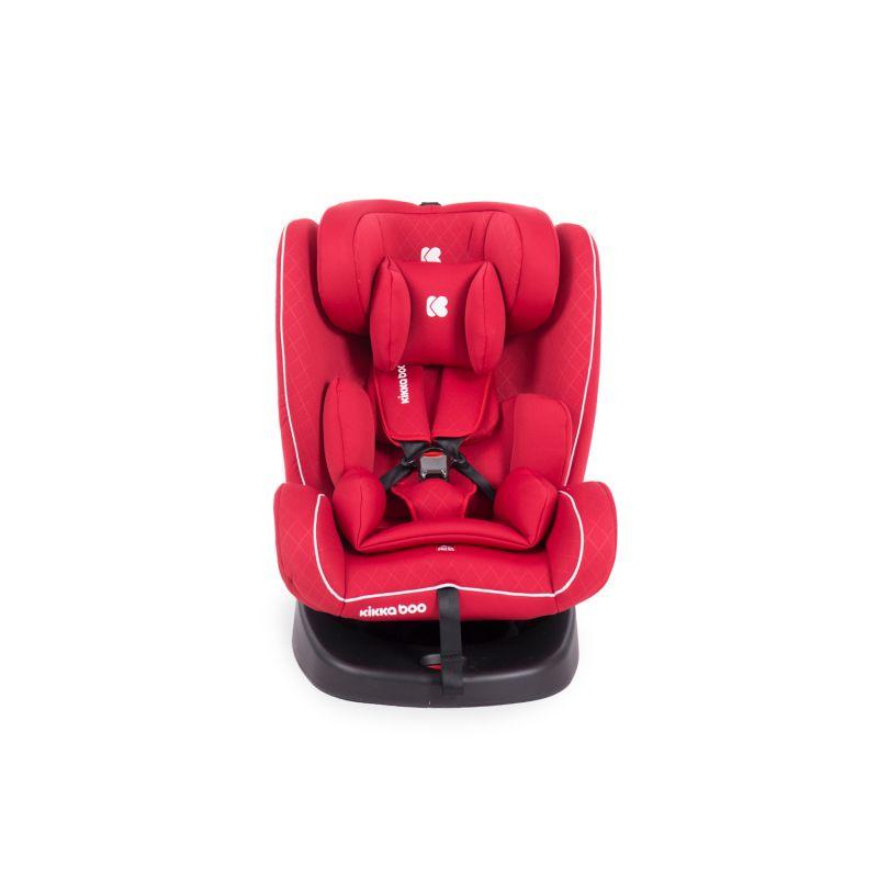 silla coche orbital kikkaboo roja