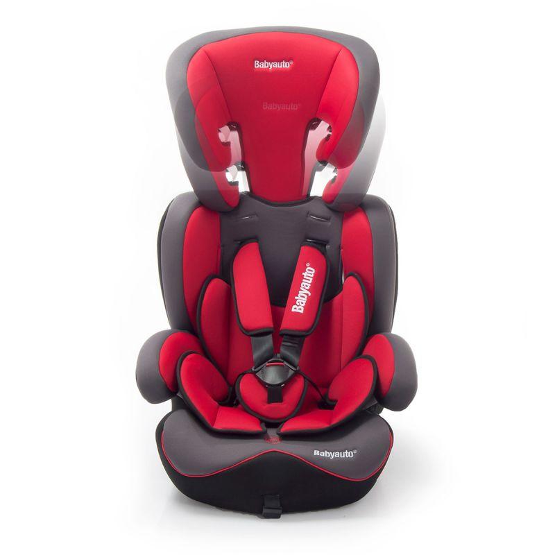 Silla de Coche Konar Grupo 1/2/3 Babyauto