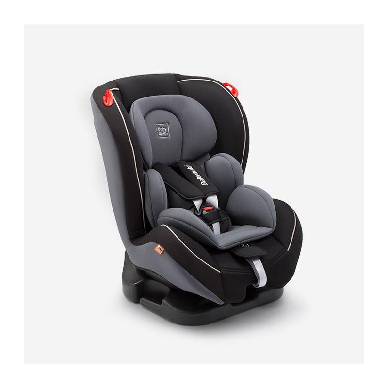 Silla de Coche Kypa Grupo 0/1/2 negro y antracita Babyauto