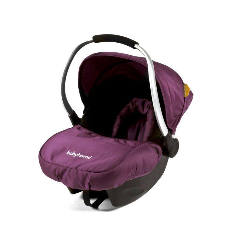 Silla de Coche Egg 0+ Purple Babyhome