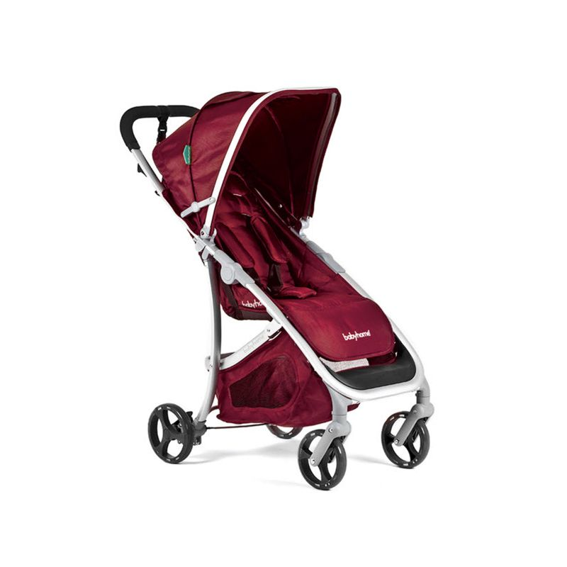 Silla de Paseo BabyHome Emotion Rouge