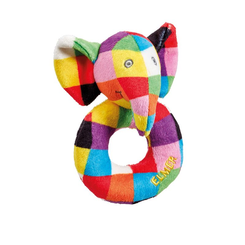 Sonajero Elmer el Elefante