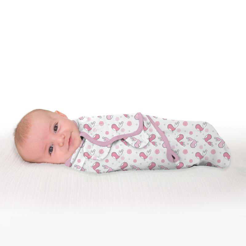 Swaddle Tweet Tweet 2 Unidades - Summer Infant