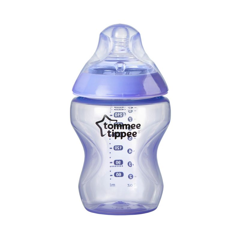 Biberones 260 ml Colour My World azul Tommee Tippee