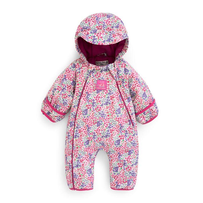 Traje de Nieve para Bebés y Niña Estampado Ditsy