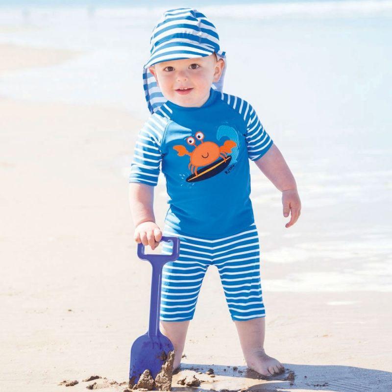 Traje de Protección Solar Cangrejo Surfista