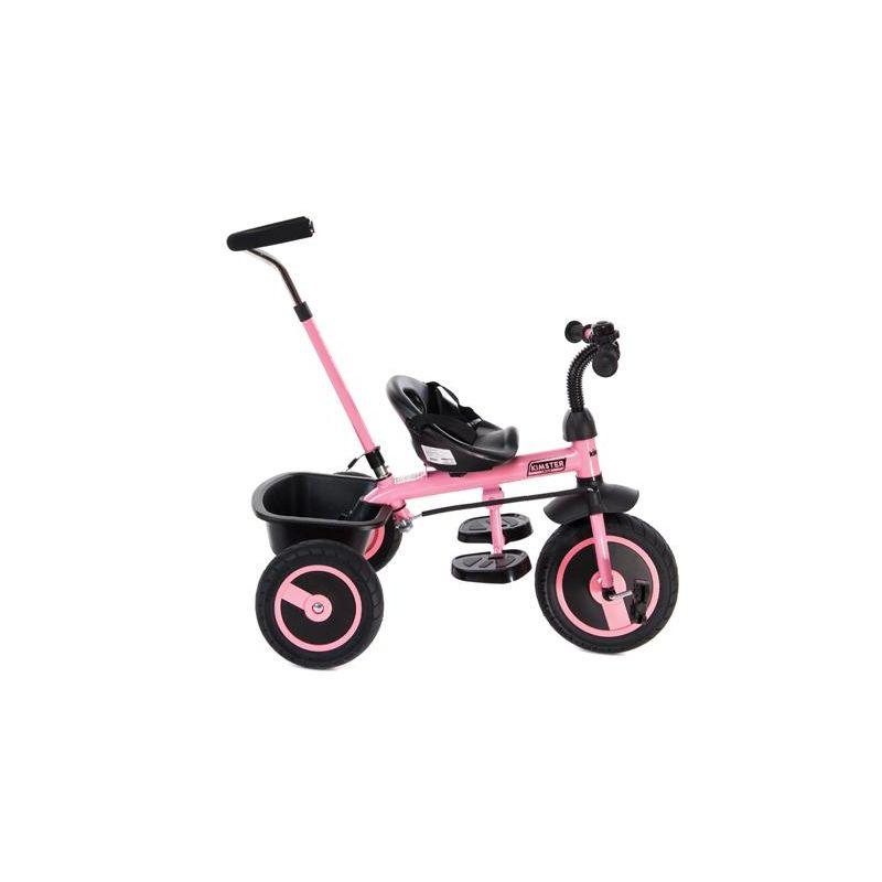Triciclo 2 en 1 kimster  rosa - Kikkaboo