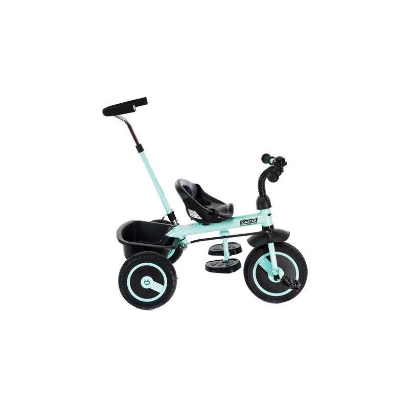 Triciclo 2 en 1 kimster verde - Kikkaboo