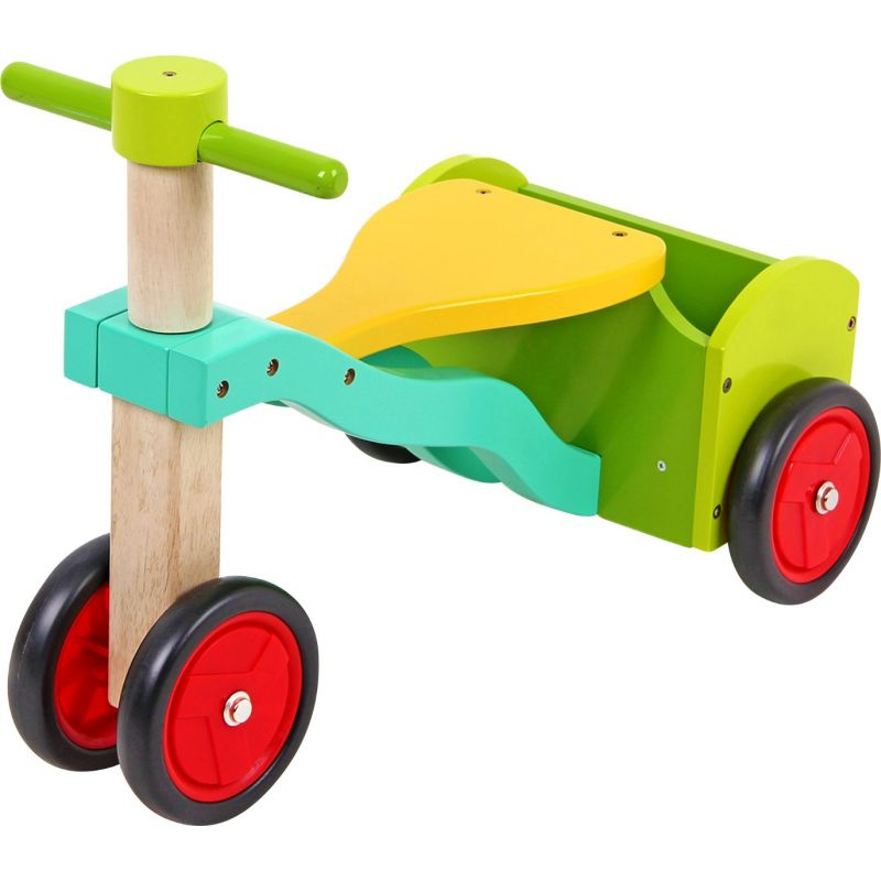 Triciclo de madera Nils