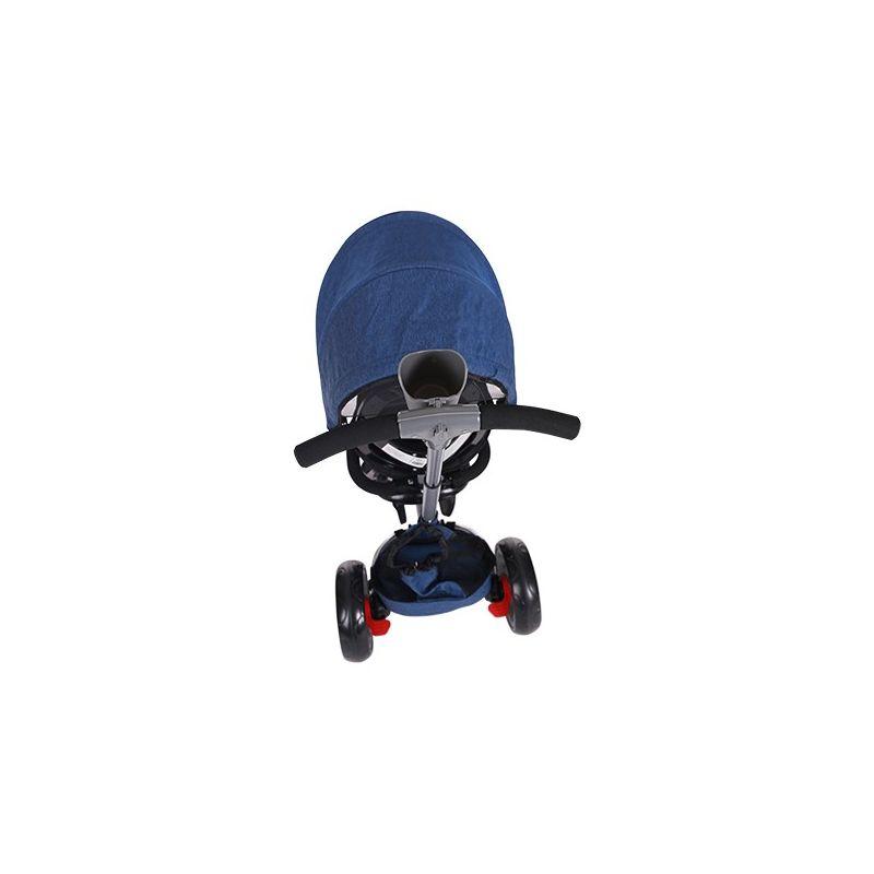 Triciclo Nikki Kikkaboo azul