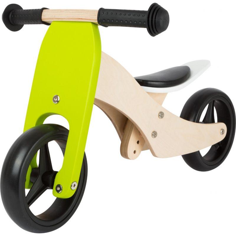 Triciclo de Madera Transformable en Bici  Legler