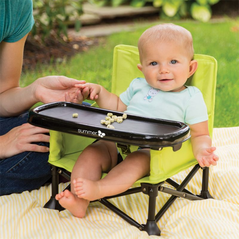 Trona Plegable Pop N Sit - Summer Infant