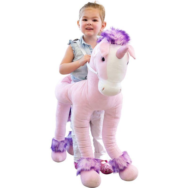Unicornio colgador para el cuerpo - Disfraz