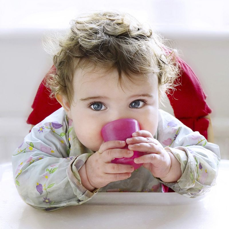 Lote de vasos para tomar leche materna