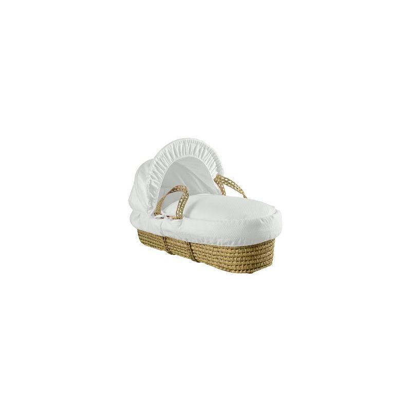 vestiduras blancas moises cotton dream