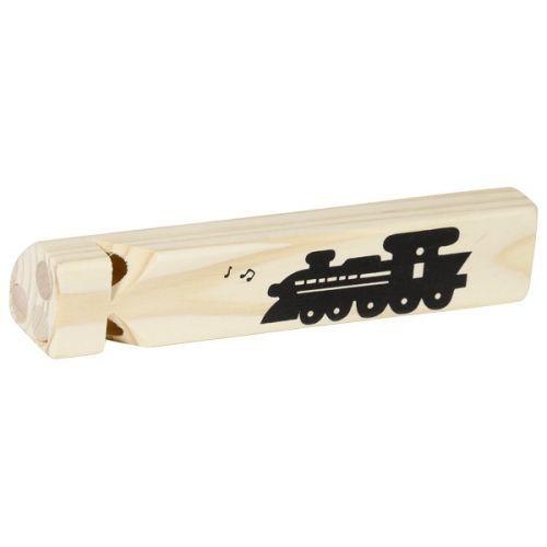 Silbato de locomotora con 3 tonos, de Goki