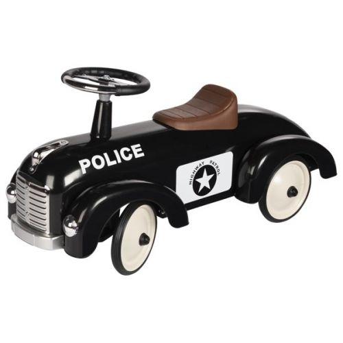 Correpasillos de Policía retro, de Goki