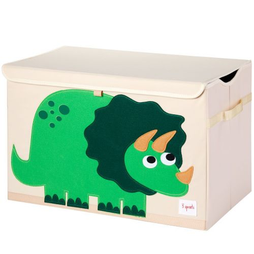 Arcón para Juguetes Dinosaurio - 3 Sprouts