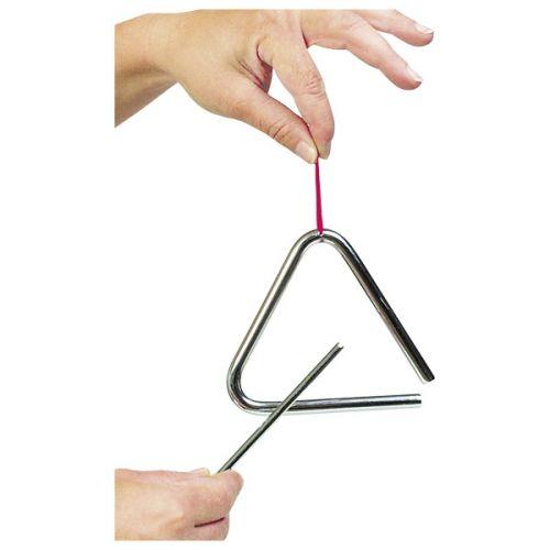 Triángulo musical, de Goki