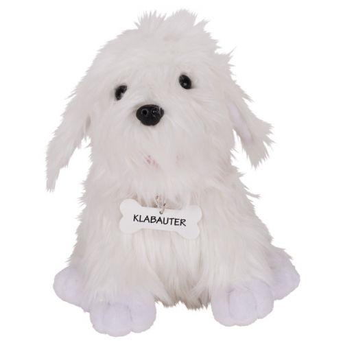 Marioneta de perro Klabauter, de Goki