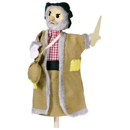 Marioneta de mano de ladrón, de Goki