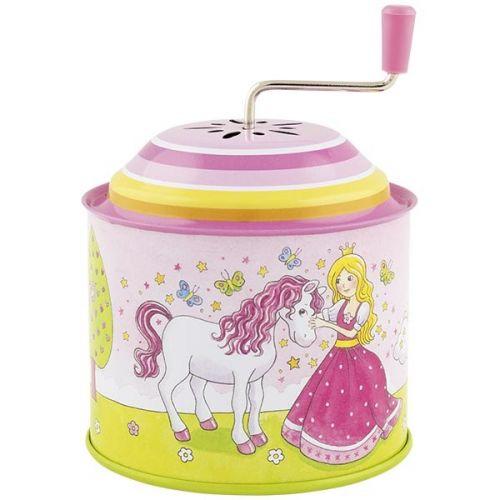 """Caja de música de princesa con melodía """"Estrellita dónde estás"""", de Goki"""