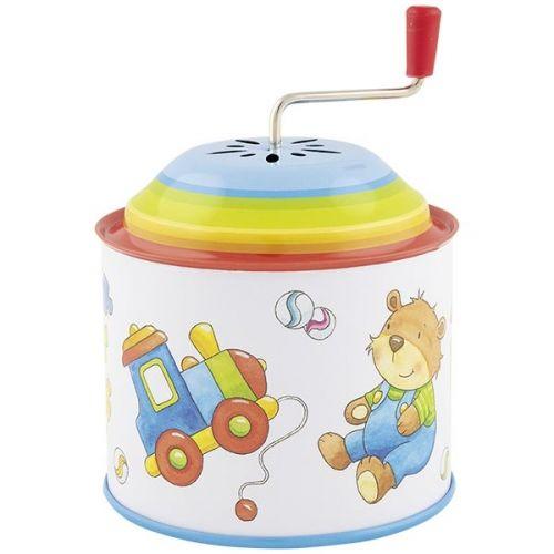 """Caja de música de juguetes con melodía """"Toy Symphonie"""", de Goki"""