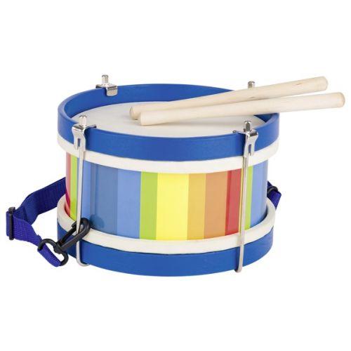 Tambor multicolor, de Goki