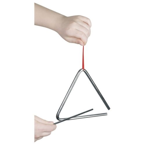 Triángulo de metal, de Goki