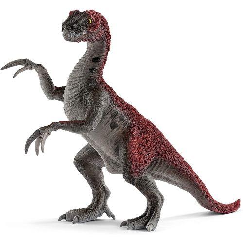 Cachorro de Therizinosaurio de Schleich, colección Dinosaurs