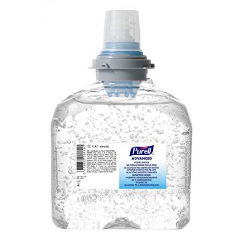Recambio de 1200 ml para dispensador Purell Tfx