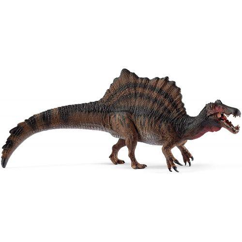 Espinosaurio de Schleich, colección Dinosaurs
