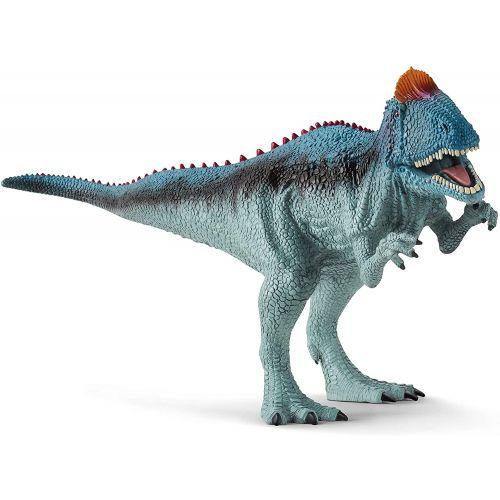 Cryolophosaurus de Schleich, colección Dinosaurs