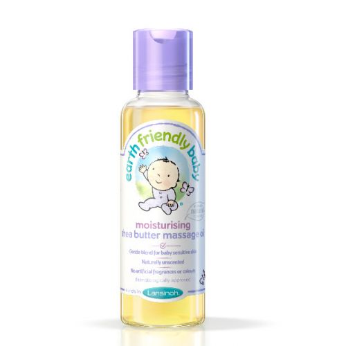 Aceite Hidratante para Masaje - Earth Friendly Baby