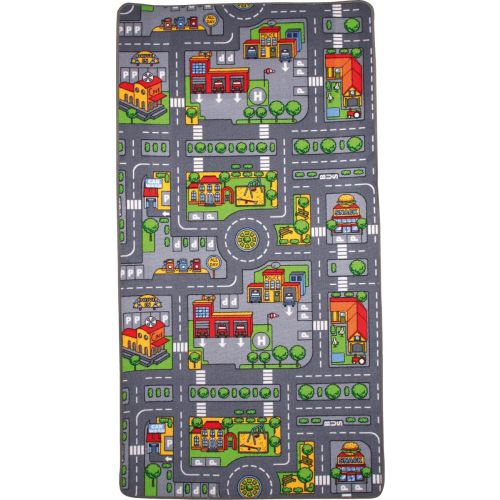 Alfombra de juego Duoplay - 165 x 100 cm