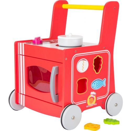 Andador de Madera para Bebés Cocina