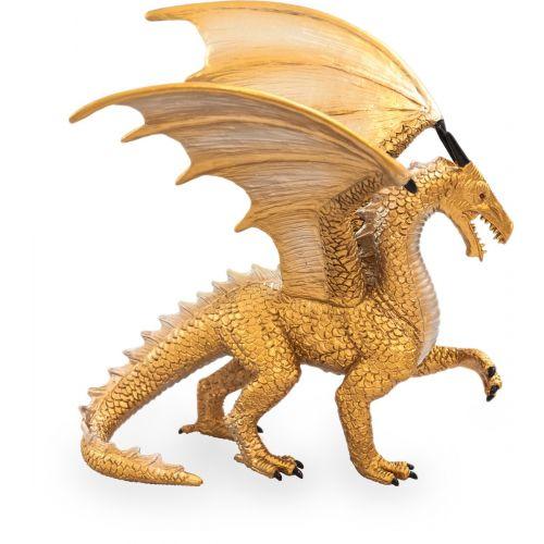 Animal Planet Dragón Dorado