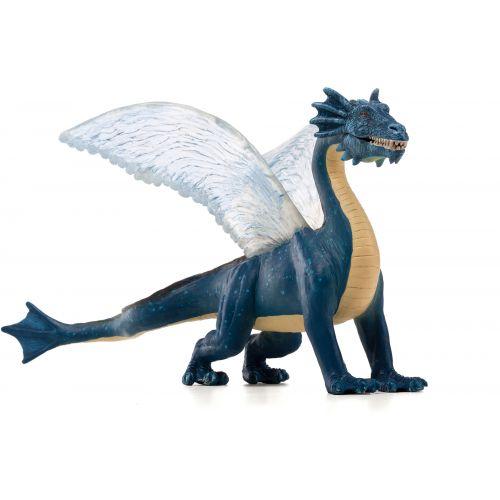 Animal Planeta Dragón Marino con mandíbula móvil