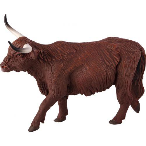 Animal Planet Vaca de las Tierras Altas