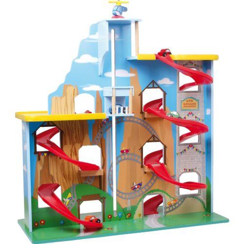 Aparcamiento Kirmes , juguete de madera